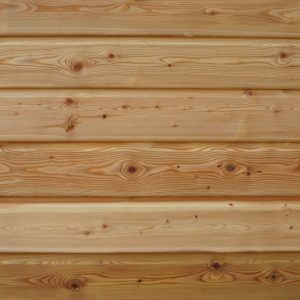 Siverian Larch timber cladding