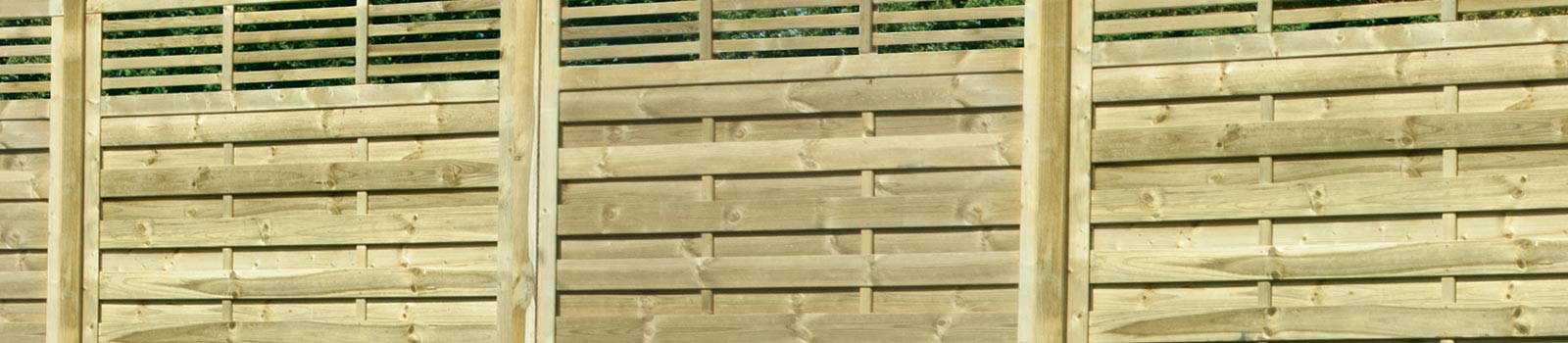 Fencing - elite slatted top
