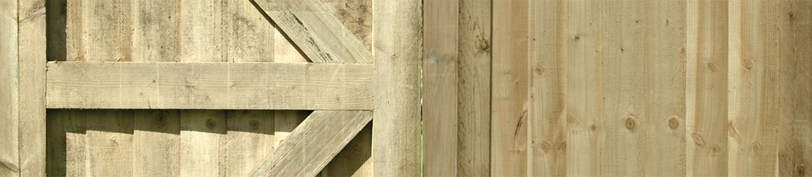 Fetheredge garden gate