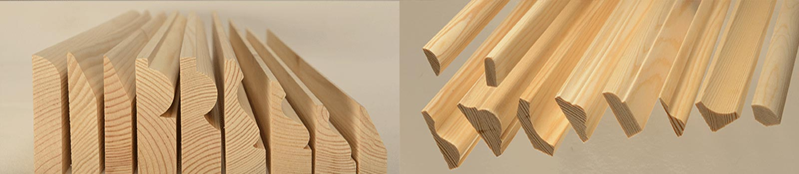 Timber mouldings & architraves