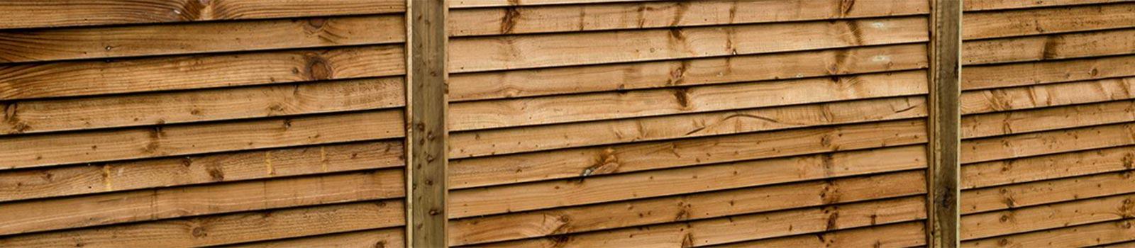 Acoustic fence panels London