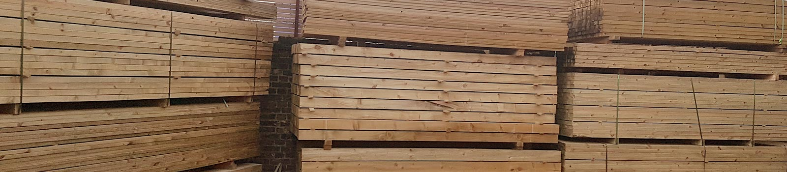 softwood timber carcassing