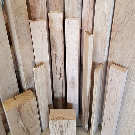 Green oak selection