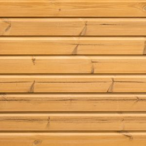 Shiplap timber cladding