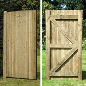 Fetheredge gate
