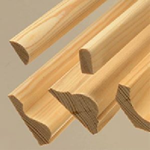 Timber mouldings