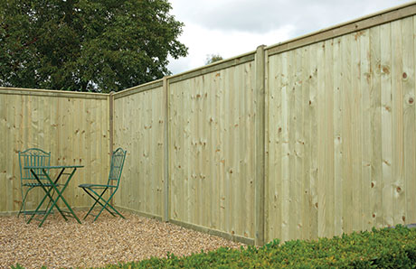 Tongue Groove Fence Panels Vetraland Selective Timber