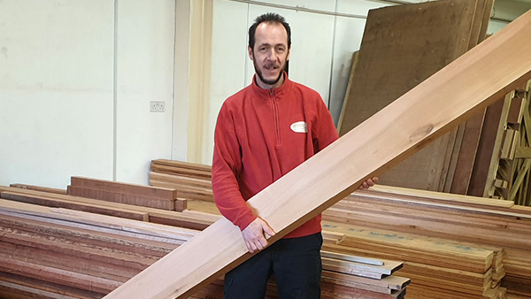 GP Vetrano, Vetraland Selective Timber London