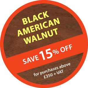 Black American Walnut offer