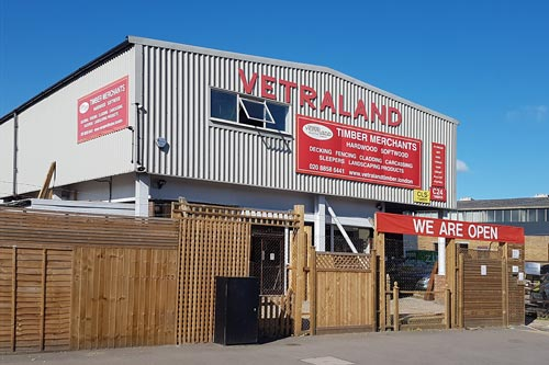 Vetraland Selective Timber premises, Greenwich SE10