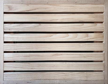 American White Ash hardwood
